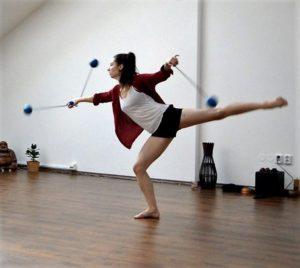 Zuz Šoutová (SK, Dreamdancers)